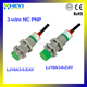 Cylindrical type inductive proximity switch LJ18A3-5(8)-Z/AY PNP 3-wire NC 300mA