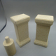 Ceramic kilns support refractory parts