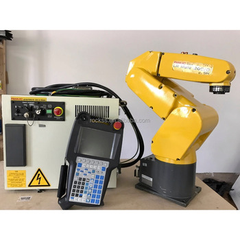 Fanuc Robot Lr Mate 200ic 5h R30ia Controller Tested Industrial Robot System Buy R 30ia Mate A20b 1003 0300 Electric Transformer Product On