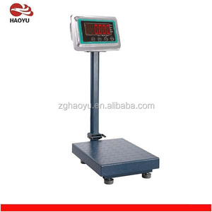 Big size display 500KG animal weighing scales electric weighing scale
