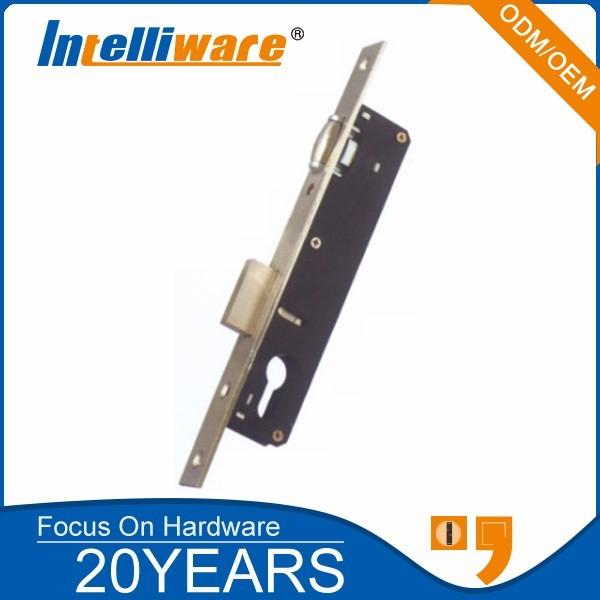 21mm Backset Intelliware 1K214 Child Proof Deluxe Door Top Lock With Key