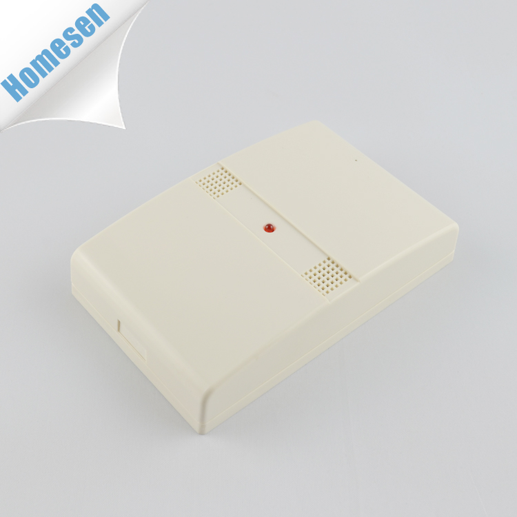 DC 9-16V Relay Output China Audio Detection Break Glass Alarm