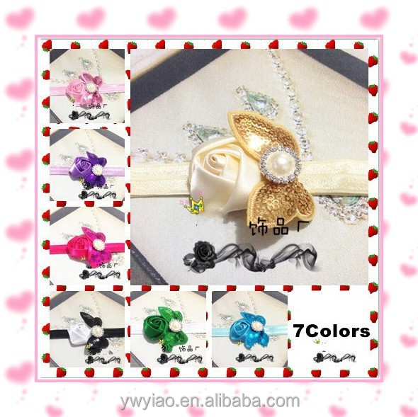 wholesale korean elastic for baby new designs