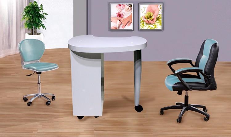 2016 Modern Nail Salon Equipment Nail Technician Tables