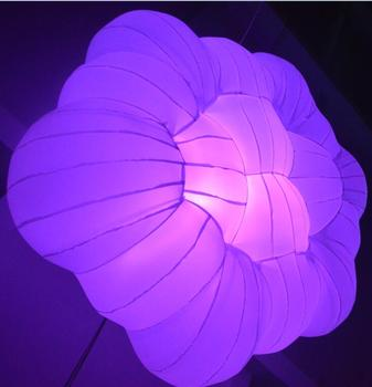 Led Verlichting Opblaasbare Cloud Ballon Voor Bruiloft Decoraties ...