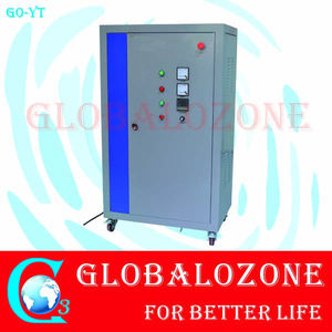 Water Cooled Complete Machine Ozone Generator for Industry Purification Technology