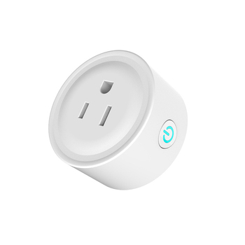 Excel Digital Latest Tuya smart life 10A Smart Plug USA, Smart Power Plug, Wifi Plug Smart USA Standard