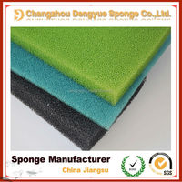 high density non-toxic cleaning/filter antibacterial filter sponge