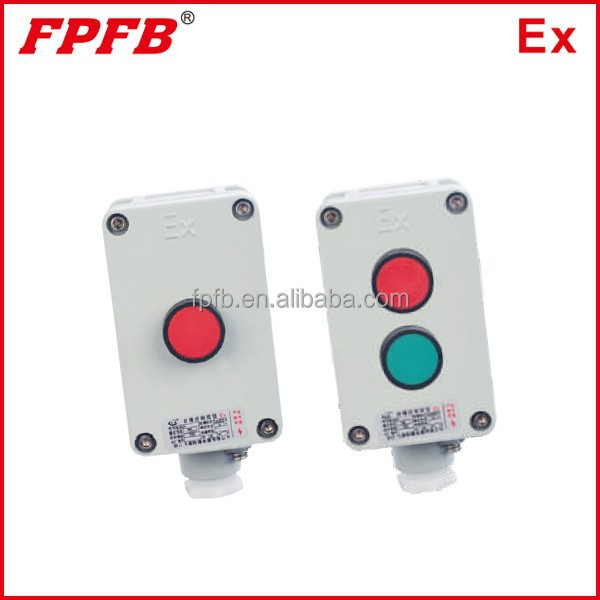 Atex China Explosion Proof Control Button