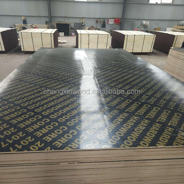 all kind of thickness with best price film Faced Plywood Phenolic Board