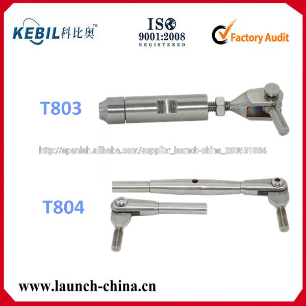 Sistema de cable de acero inoxidable barandilla tensor de cables tensores que se utiliza para - Accesorios de acero inoxidable para barandillas ...