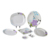 China factory supply best selling homeware melamine dinnerware sets