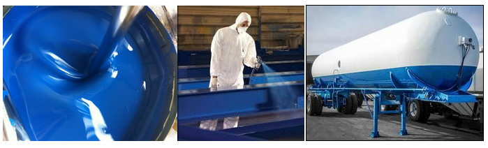 Maydos Anticorrosive UV Resistance Alkyd Coating Food Grade Paint for Metal
