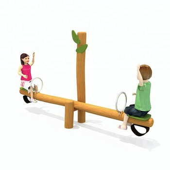 Kids Double Seats Wooden Safe Rocking Seesaw Buy Kids Rocking Seesawoutdoor Playground Seesawwooden Seesaw For Kids Product On Alibabacom