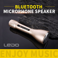 mini magic bluetooth karaoke microphone for android ktv player