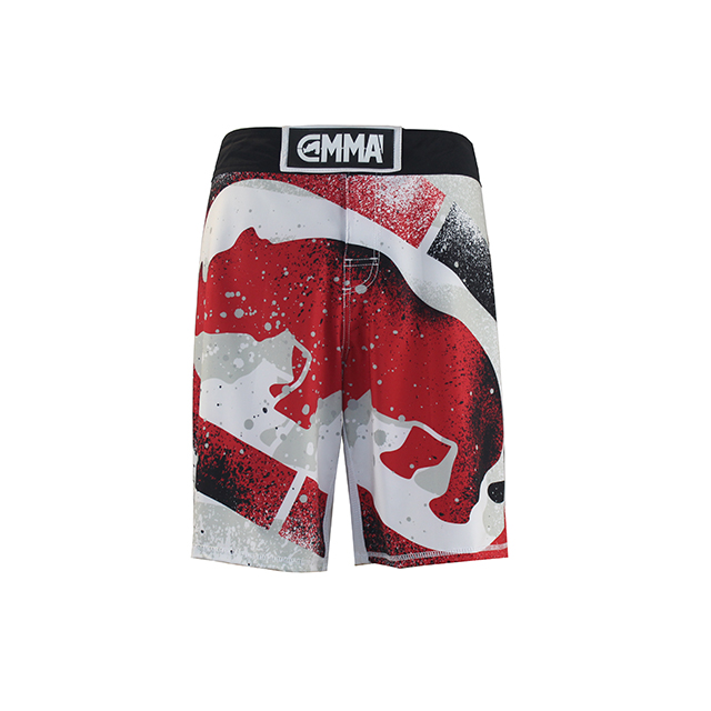 Fight Vale Tudo Shorts UFC MMA Grappling Cage Tight Mens Compression Short Gym