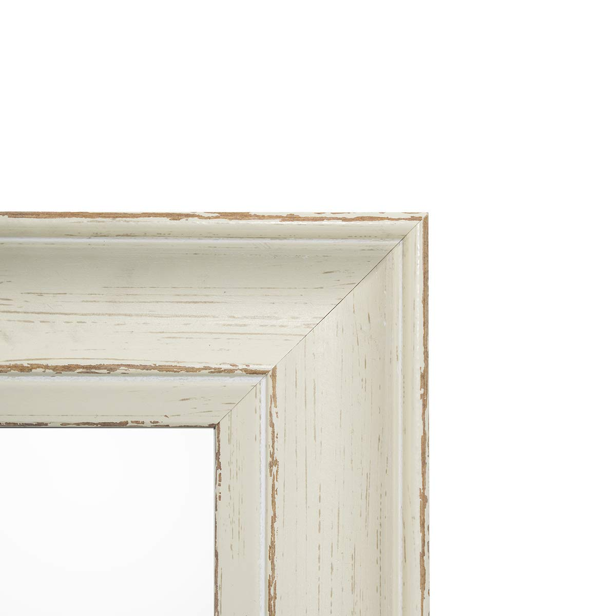 Table Top /& Ivory mat 5x7 8x10 Cream Frame Shabby Chic style Wall Hanging