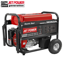 2KW 3KW 4KW 5KW 10KW Electric Honda Portable Gasoline Home Use Generator