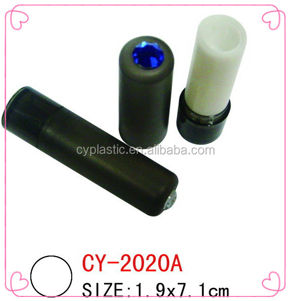 round lipstick tube,Beautiful lipgloss tube Model CY-2020A