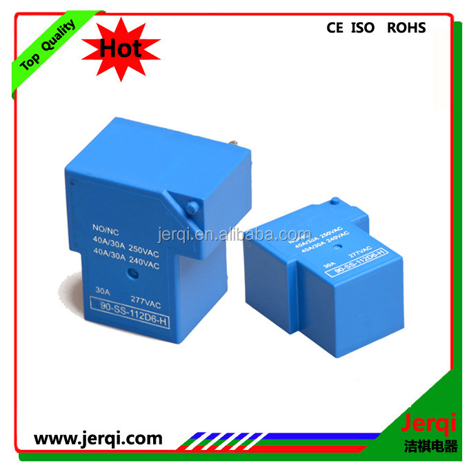 30A miniature electromagnetic pcb T90 relay