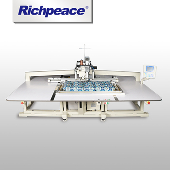 Richpeace Automatic Tufting (Bar Tacking) Machine