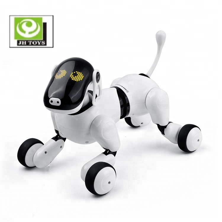 2018 Top Quality Toys for Kids Bluetooth AI Smart Pet Dog Interactive  Intelligent RC Robot Dog, View interactive dog toy, JH TOYS Product Details  from