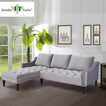 Casa Americana Opción Inteligente Muebles Tapicería De Terciopelo ...