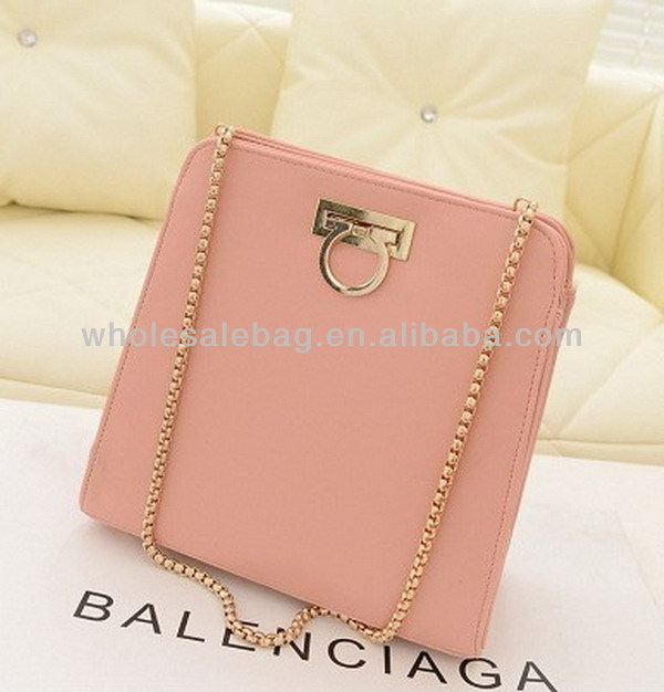 Graceful Long Chain Sling Bag For Girls Beautiful Chain Messenger