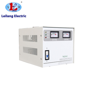 Best selling copper coil power 4kva customized voltage stabilizer manufactures