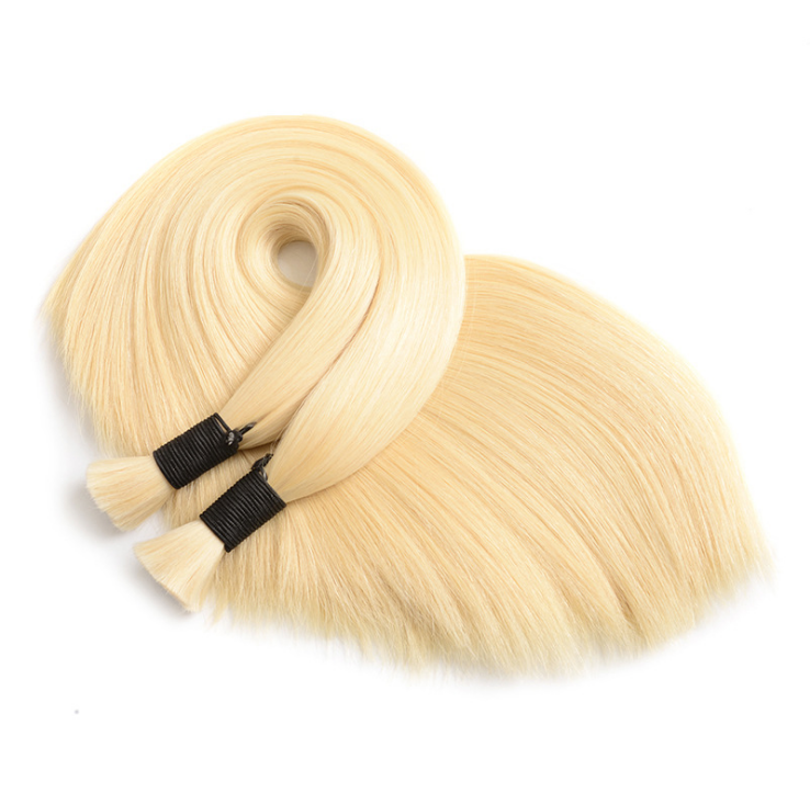 New arrival hot selling 2016 brazilian hair bundles <strong>human</strong> weaving cheap brazilian virgin hair bulk,bleached blond hair, blonde