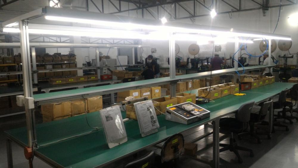Banco Di Lavoro Esd : Cina fornitore di materiale di alluminio telaio assemblea esd