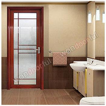 sound proof aluminum bathroom toilet door design price