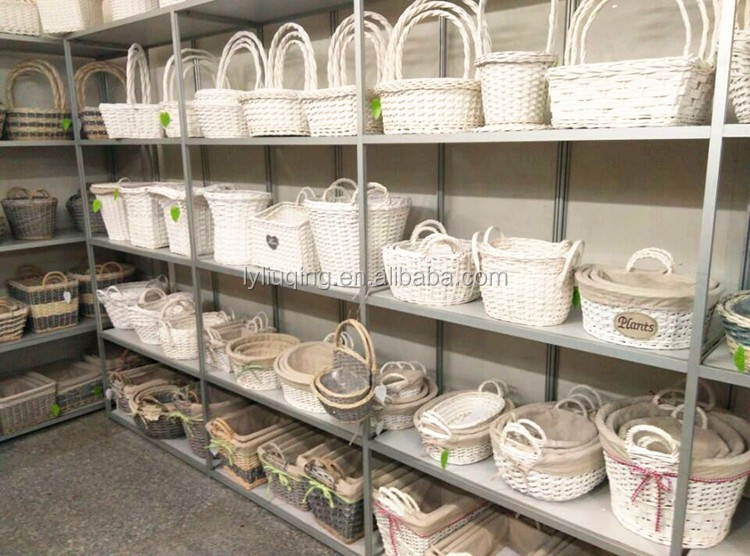 Wicker Basket Manufacturers South Africa : Wholesale cheap removable wicker bicycle basket view