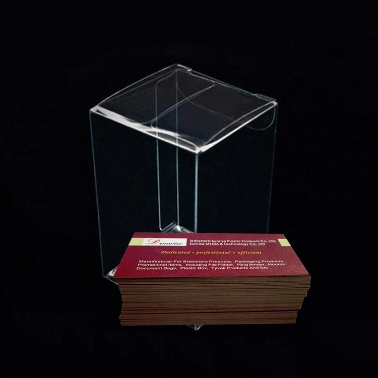 669 Cm Boite Demballage Pour Cartes De Visite Carte