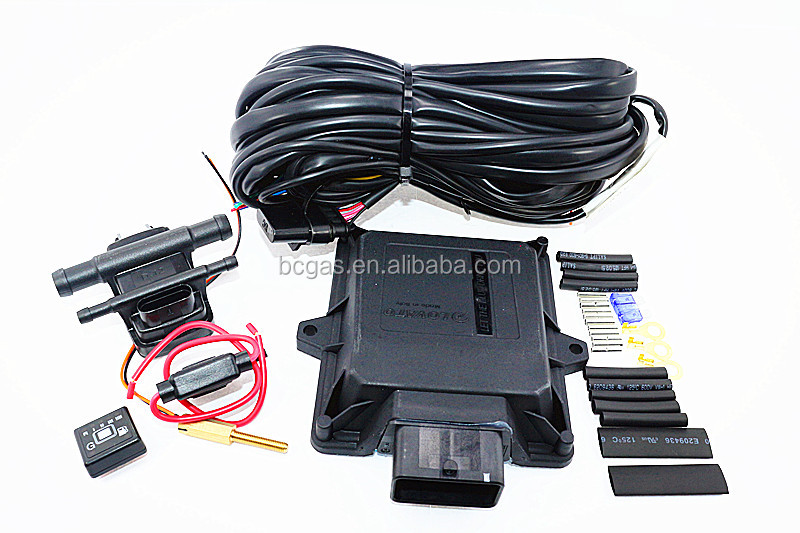 car brc sequential lpg cng ecu kit