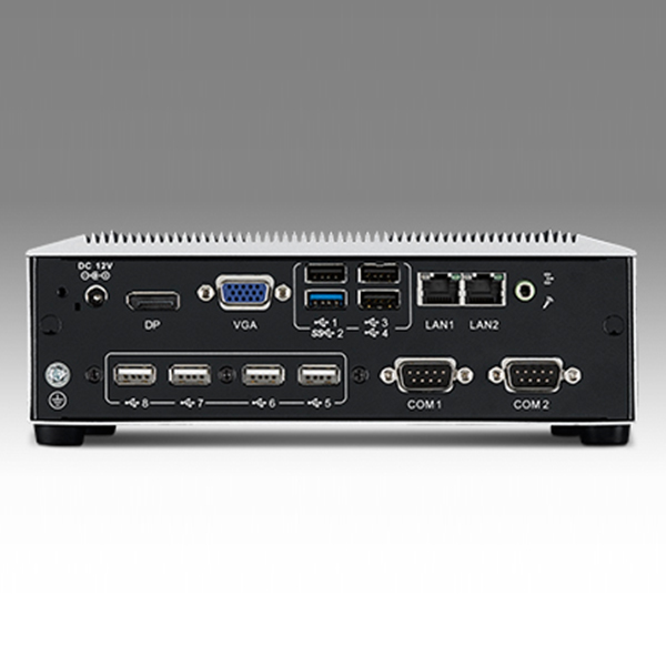 Advantech fanless mini pc ARK-6322-Q0A1E