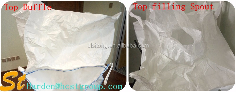 100% pp woven fabric roll for ton bag