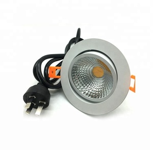 2019 trending hot products driverless led downlight