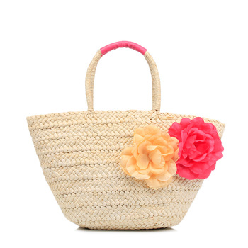 Versse 2018 Market Straw Handbags Wholesale Straw Beach Bags - Buy ... a458378cab078