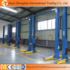 Durable Good Quality Two Post Car Lift for Sale, car parking hoist
