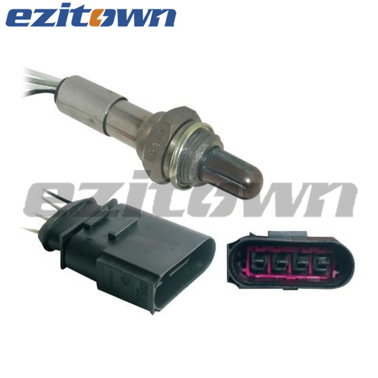 ezitown auto parts oxygen sensor lambda sensor OE 06A 906 265 AL for VW for BORA for Variant for VW for GOLF IV for Varian
