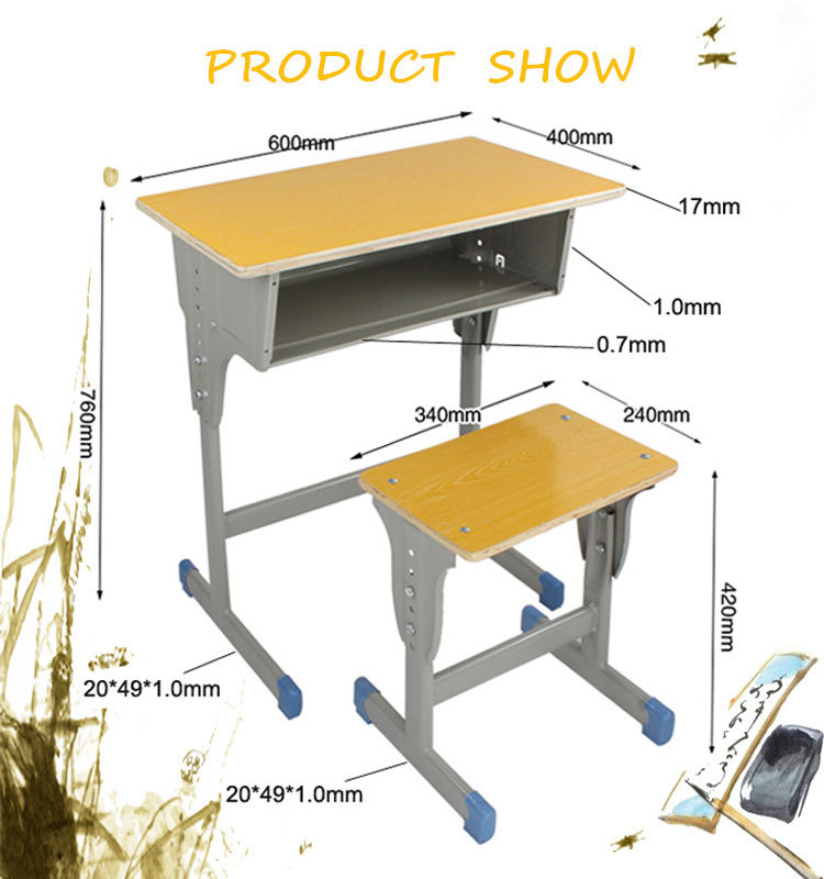 Admirable Height Adjustable Office Table Desk Metal School Desk With Evergreenethics Interior Chair Design Evergreenethicsorg