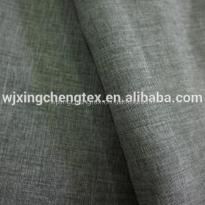 2016 Melange Cationic Minimatt Fabric For Uniform,Suit,Jacket