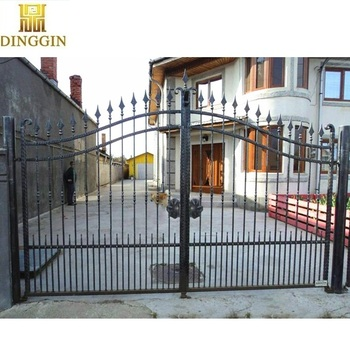 Simple Steel Main Gate Design For Home Garden Buy Steel Main