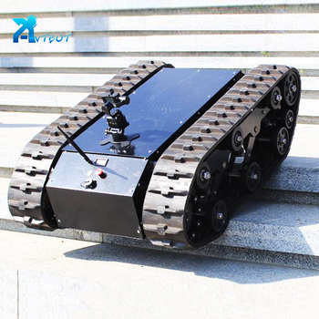 New Advanced Robot Chassis Tracked Tank Raspberry Pi - Buy Robot Chassis  Tracked,Robot Chassis Tank,Robot Chassis Raspberry Pi Product on Alibaba com