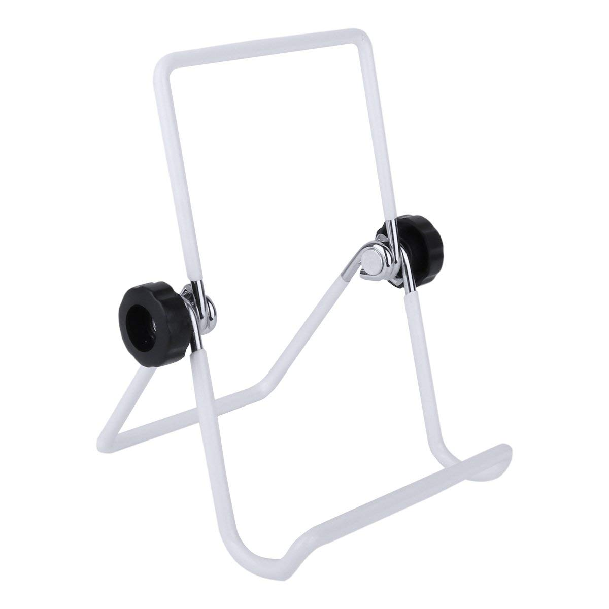 Freebily Sprouting Stands, Stainless Steel Foldable and Non-slip Scaffolds Sprouting Lid Stands Kit for Mason Jar and Phone iPad Tablet Stand 1 Pack One Size