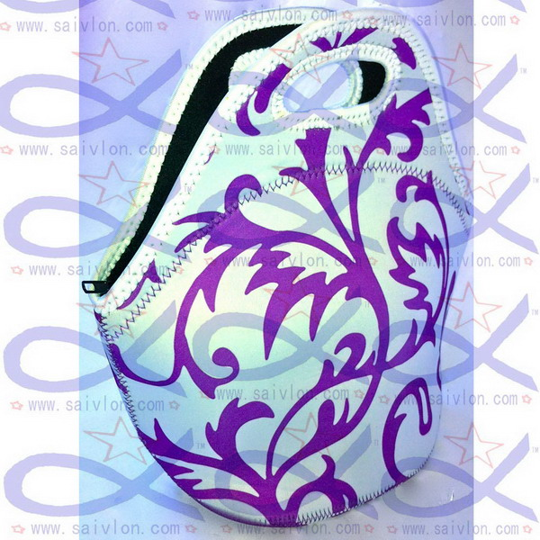 Excellent quality useful lady lunch cooler bag