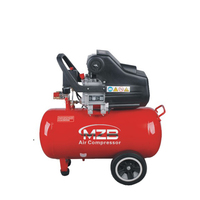 50l 2hp direct drive pcp electric air compressor for Pneumatic tools