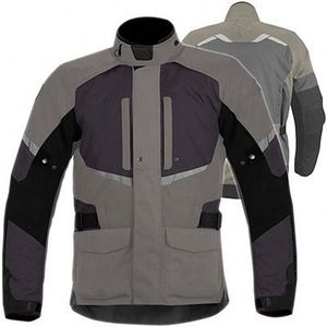 custom cordura 600d police heated motorcycle apparel jacket