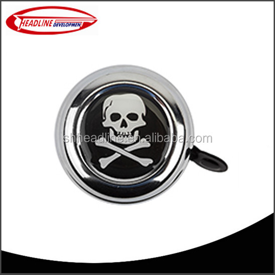 New popular lovely bicycle bell custom logo metal bicycle bell hot sale bike bell